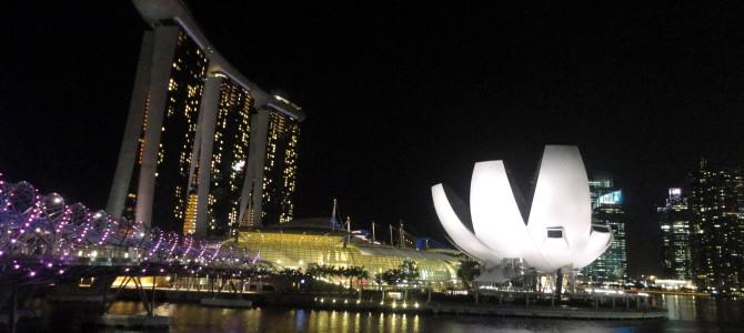 Relacja z podróży do Singapuru i Malezji cz.2 – Marina Bay i Sentosa Island.
