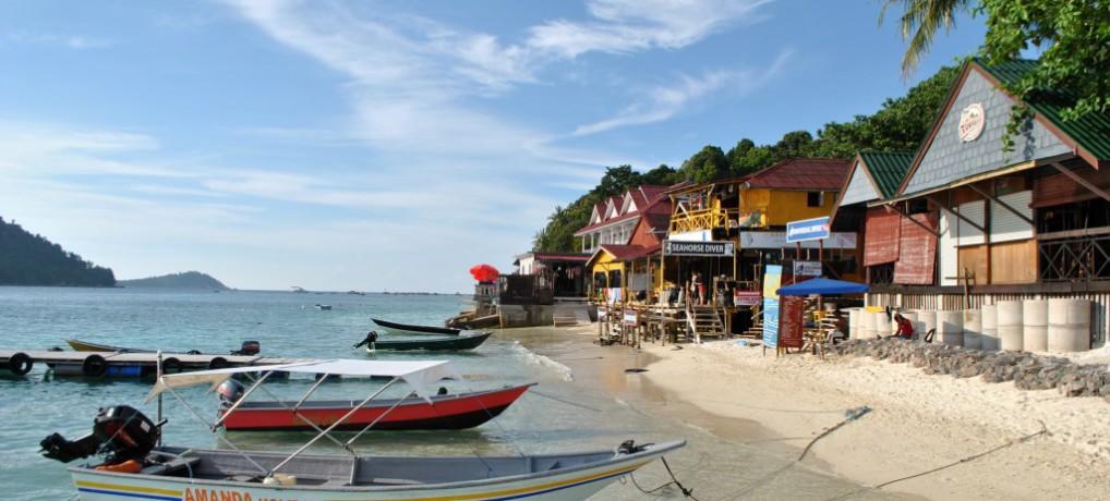 Relacja z podróży do Singapuru i Malezji cz.6 – Rajskie Perhentiany