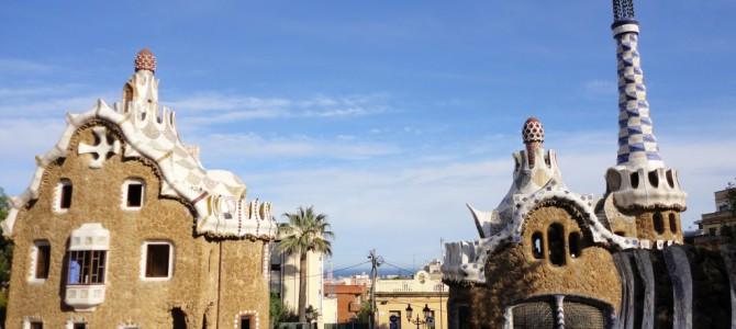 ¡Hola Barcelona! Wizyta w mieście Gaudiego.