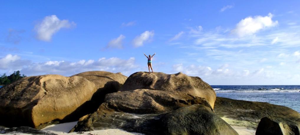 Wizyta w raju – Seszele 2013 cz.3 Rajskie plaże Seszeli