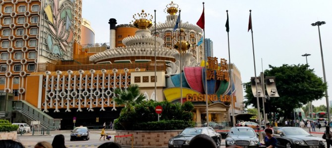Jeden dzień w stolicy światowego hazardu – Makau