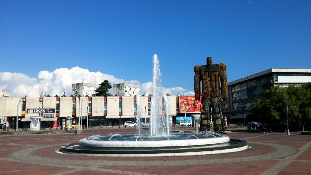 Podgorica rynek