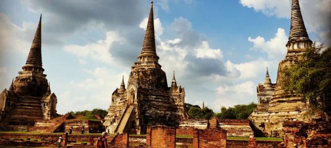Ayutthaya – historyczna stolica Tajlandii