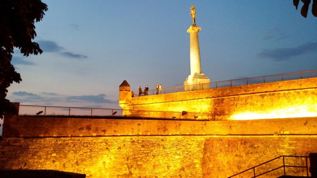 Belgrad fortyfikacje
