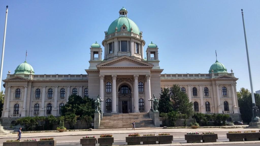 Parlament Belgrad