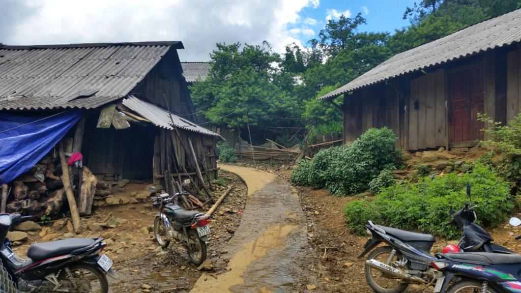 Wietnamska wieś