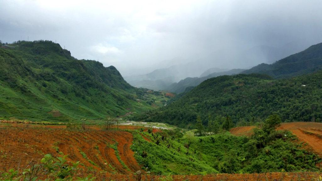 Wietnam góry