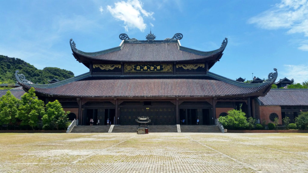 Bai Dinh świątynia