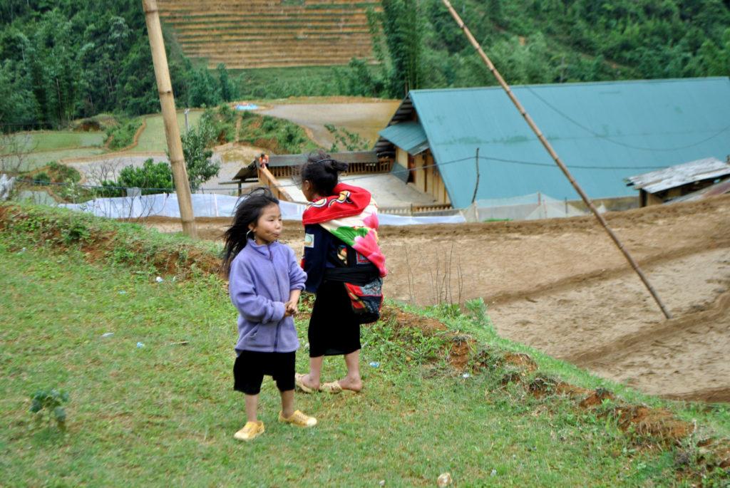 Dzieci Wietnam 2