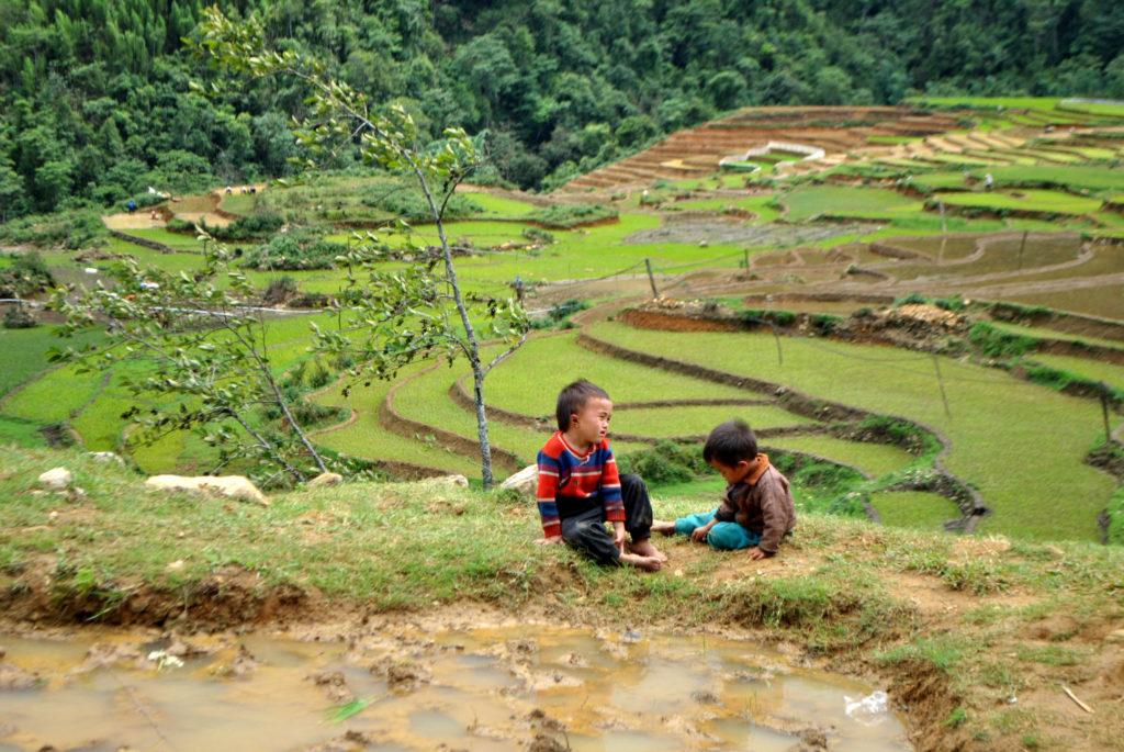 Dzieci Wietnam