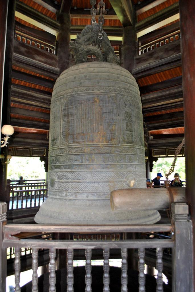 Bai Dinh dzwon