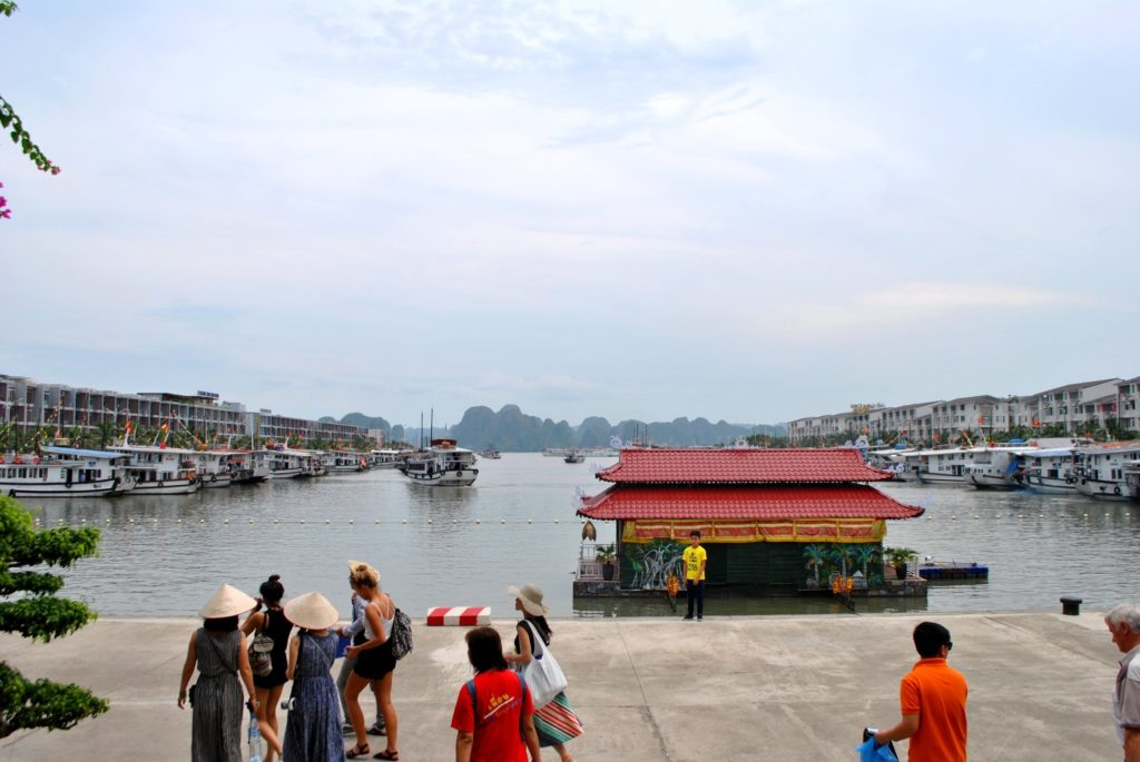 Ha Long Bay terminal