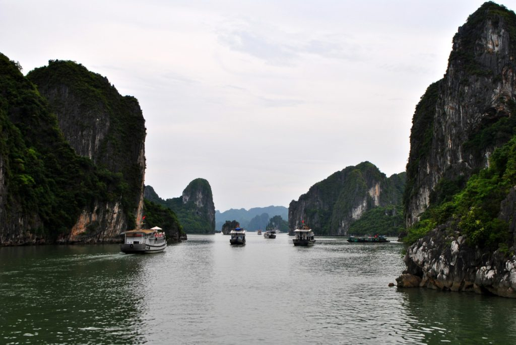 Ha Long Bay 8