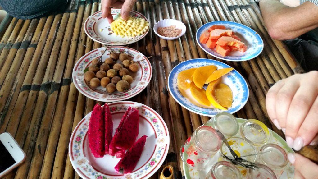 Owoce Mekong