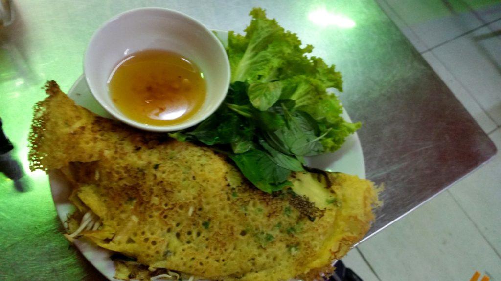 Wietnamski naleśnik