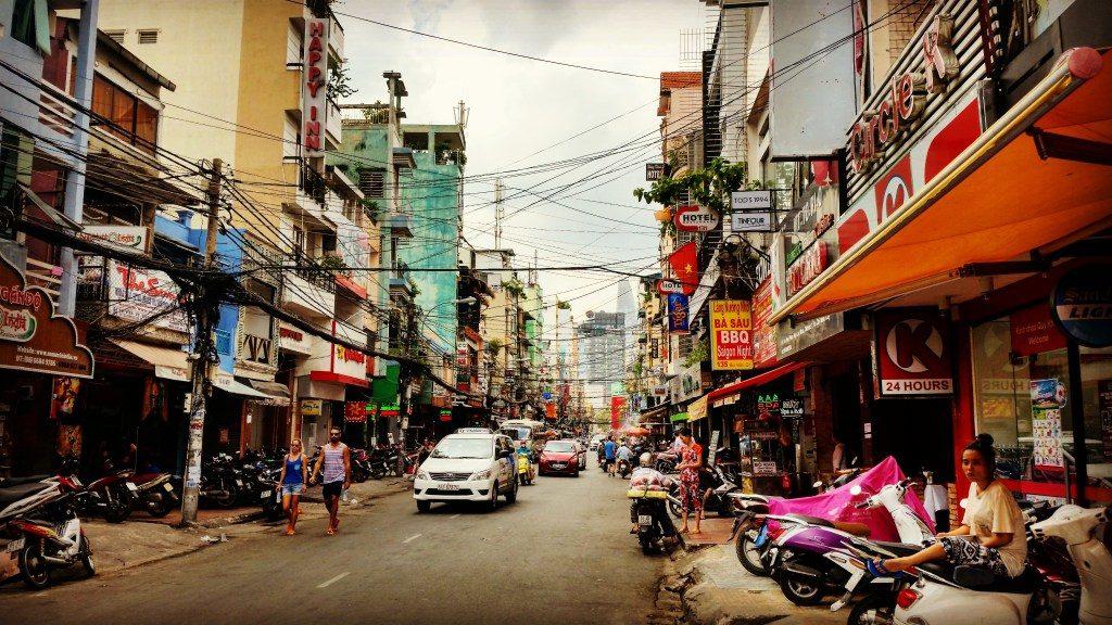 Bui Vien Sajgon