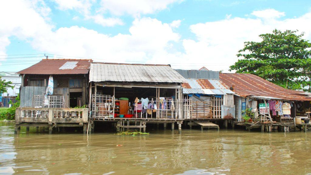 Delta Mekongu dom