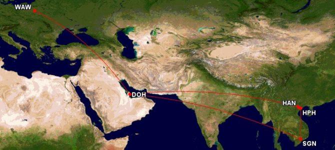 Wietnam z Północy na Południe – Podsumowanie podróży.