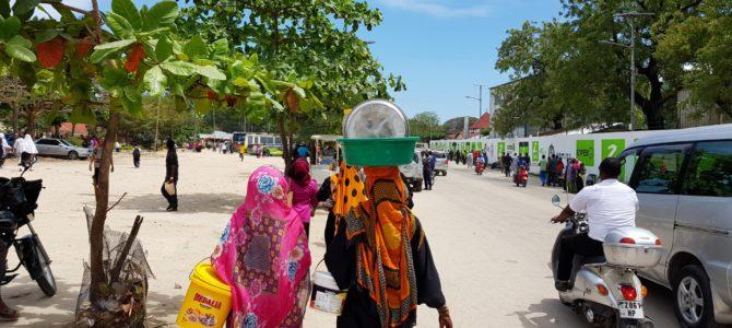 Zanzibar – wyspa kontrastów. Stone Town.