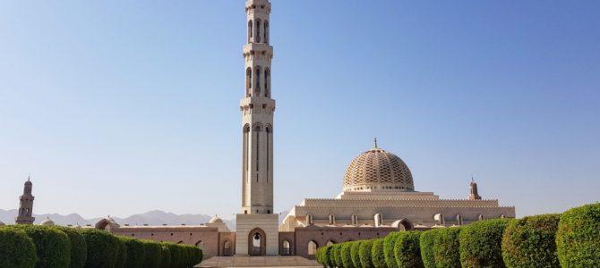 Maskat – kilka godzin w stolicy Omanu.