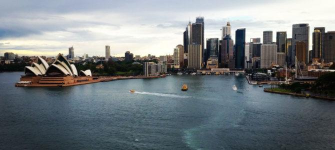 Australia 2017 – Sydney